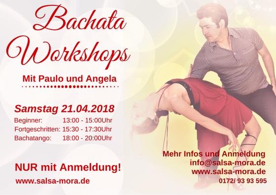 Bachata Mannheim, Bachata Workshop,