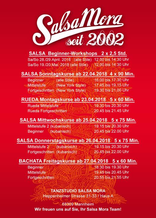 Salsa Tanzkurse in Mannheim, Salsa Mannheim, Salsa in Mannheim,