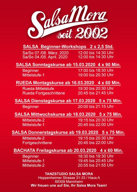 Salsa in Mannheim