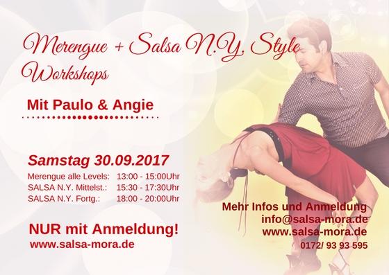 Salsa Mannheim, Salsa in Mannheim,